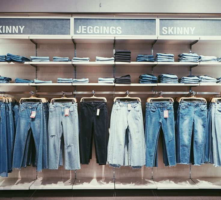 Jeans - favoriten sedan dess ankomst